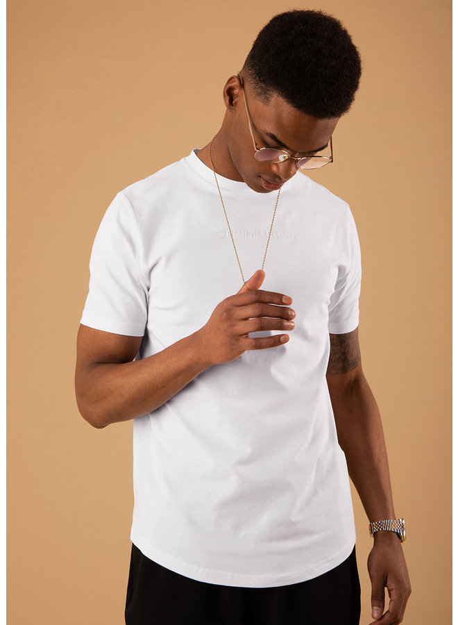 OFF THE PITCH The Illuminated 2.0 Slimfit - White