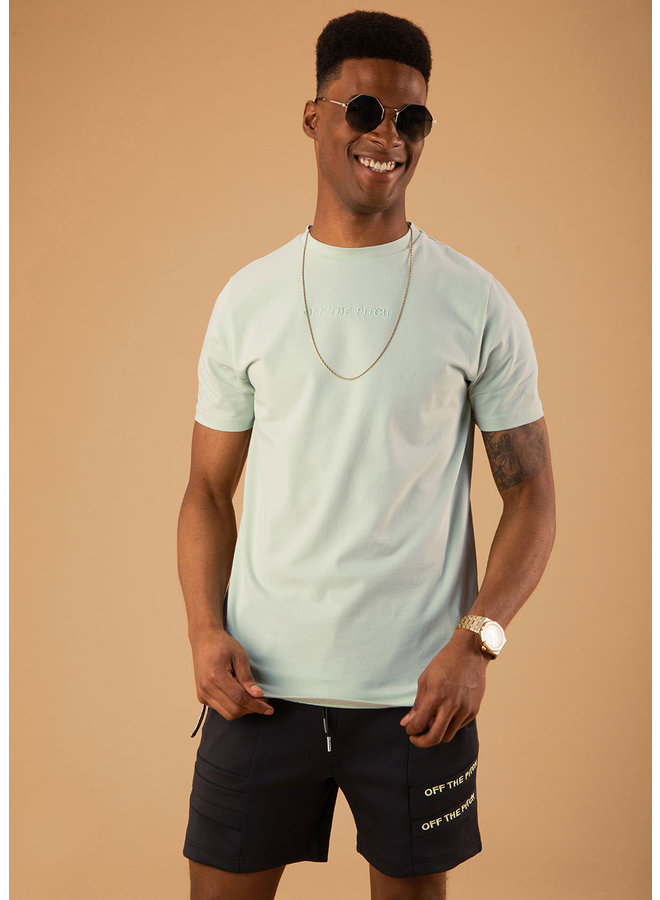 OFF THE PITCH The Illuminated 2.0 Slimfit - Mint