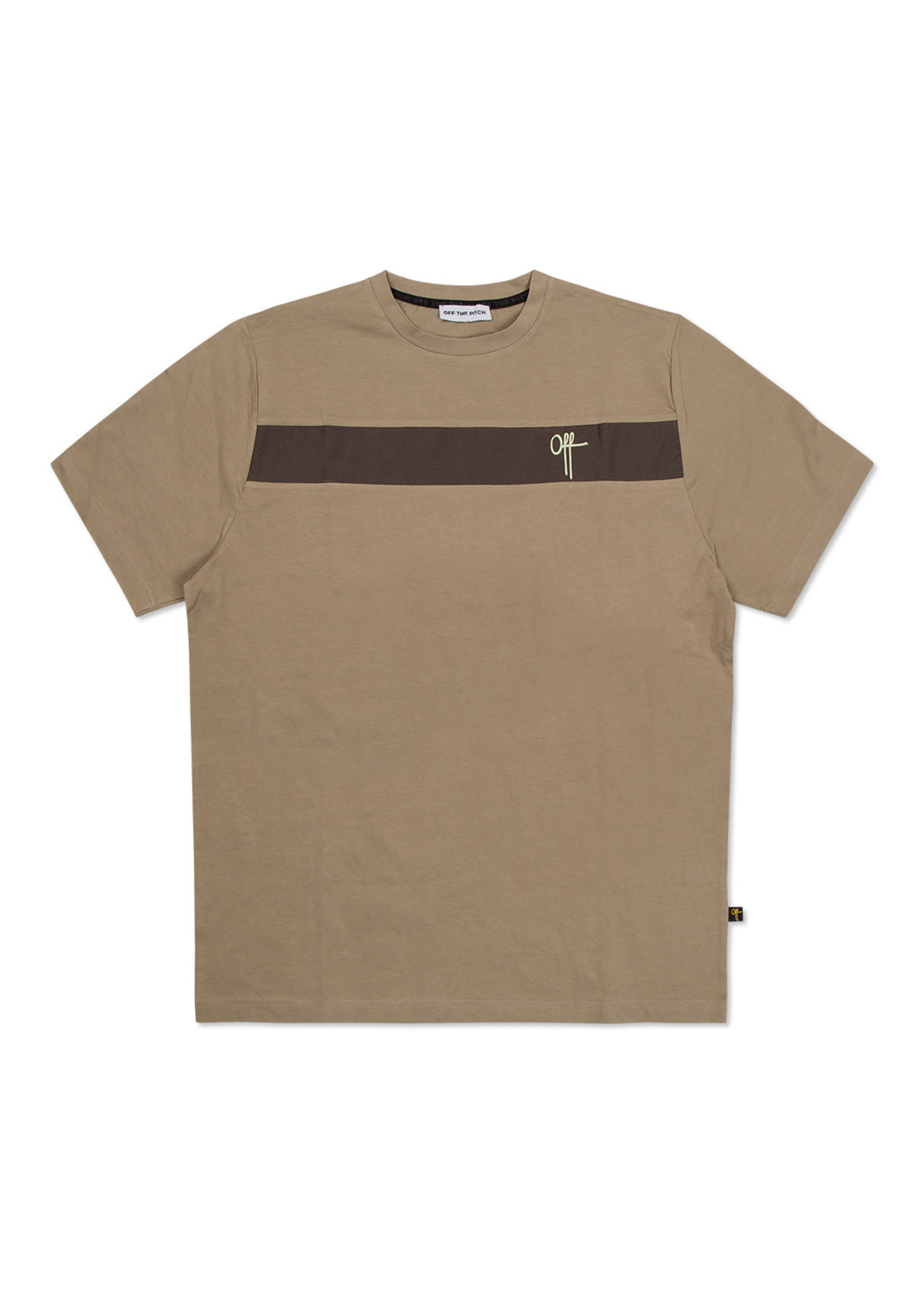 OFF THE PITCH The Comet Tee - Green