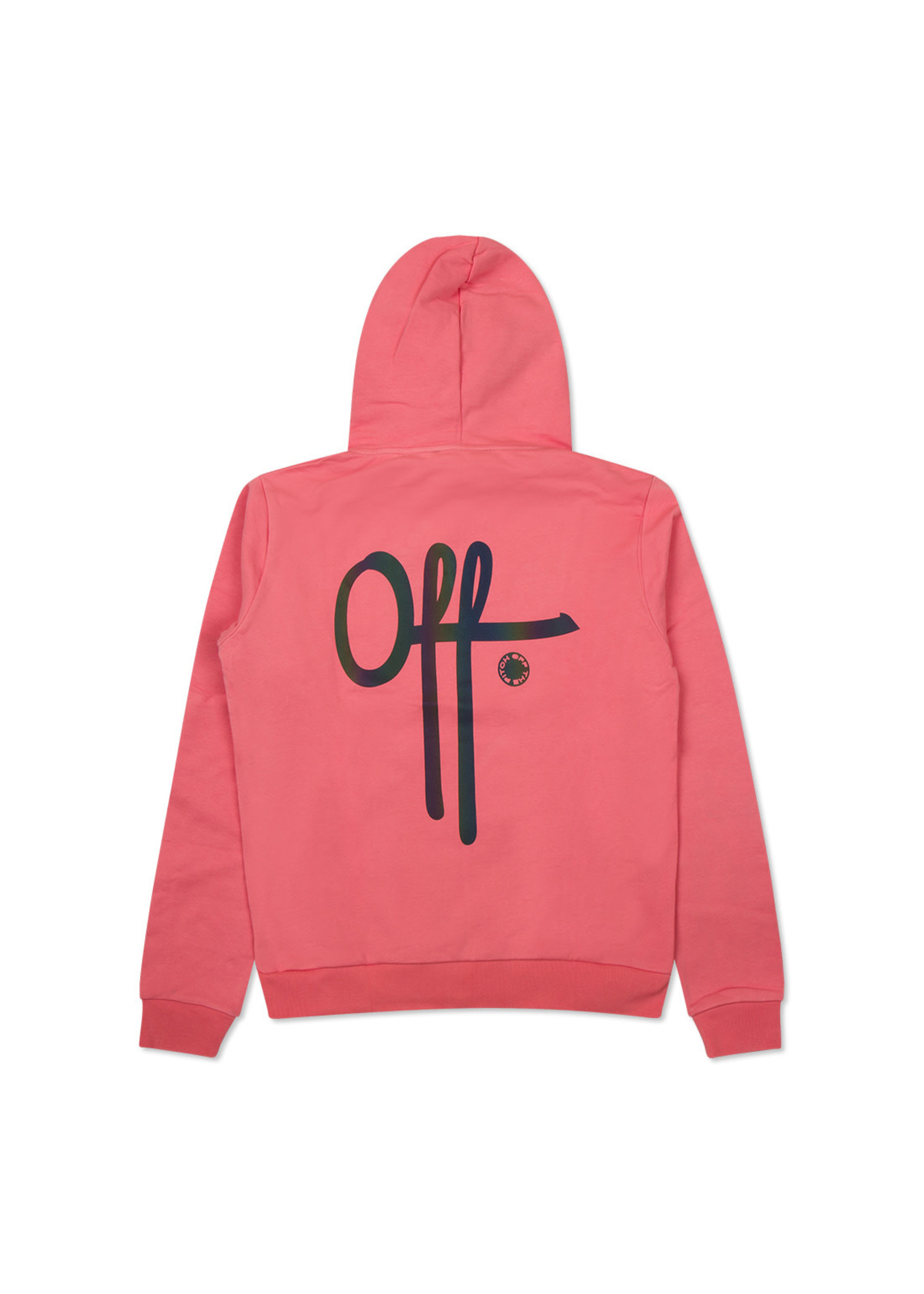 OFF THE PITCH The Earth Hood - Pink