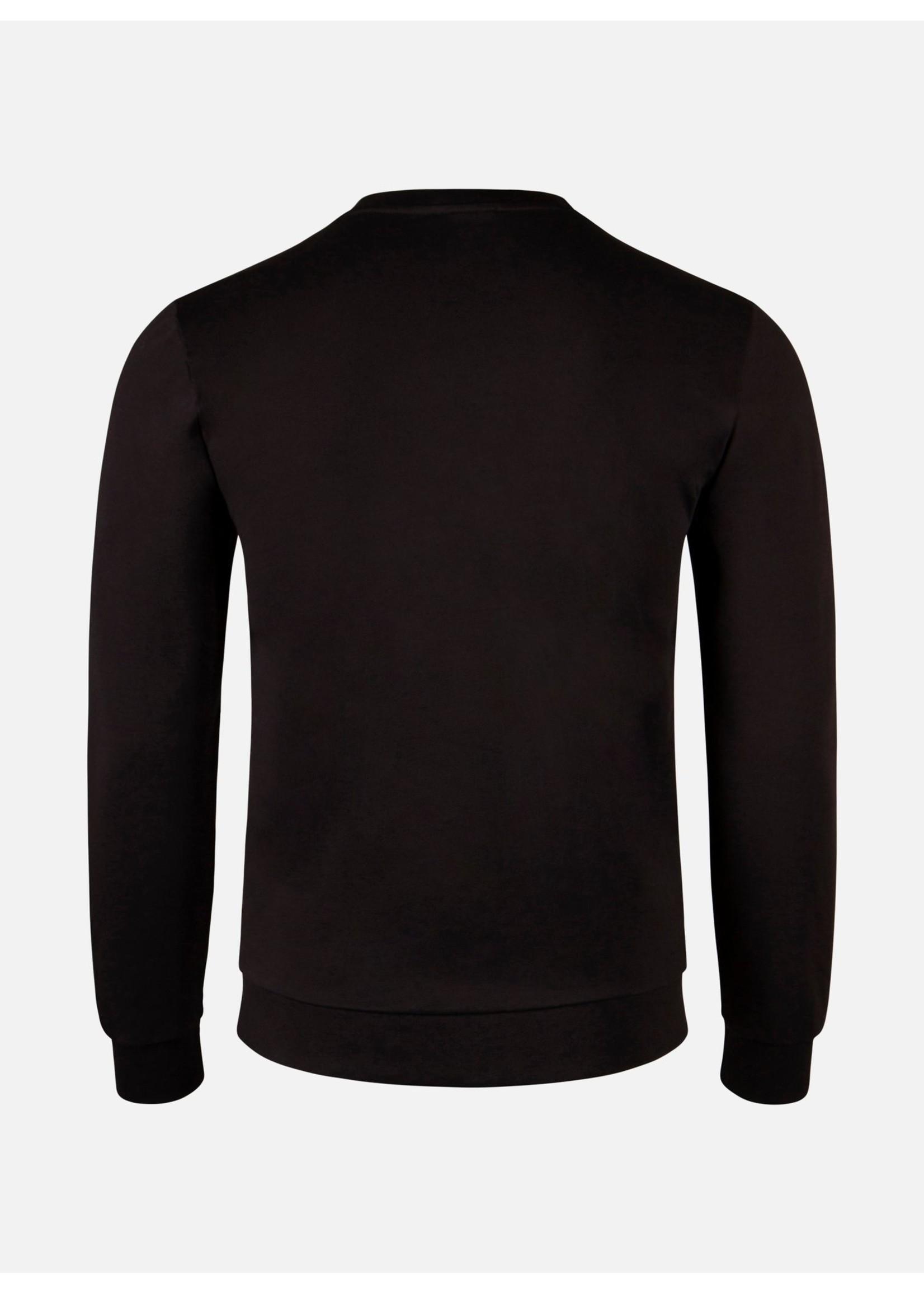 RADICAL Luigi Crewneck Sweater - Black