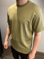 MARCH THE LABEL MARCH | Basic Tee - Army