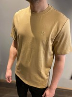 MARCH THE LABEL MARCH | Basic Tee - Camel