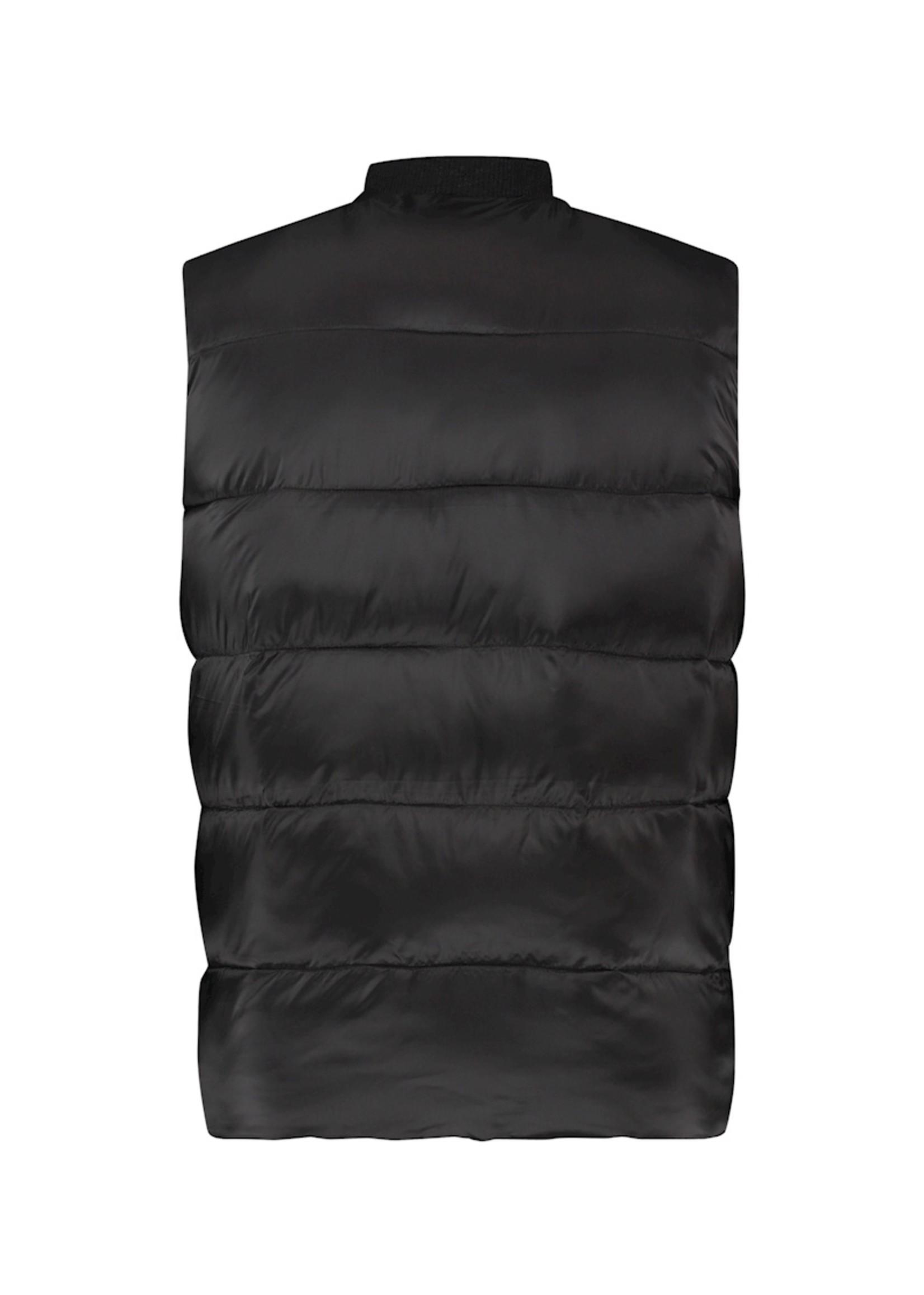 Purewhite Body Warmer - Black