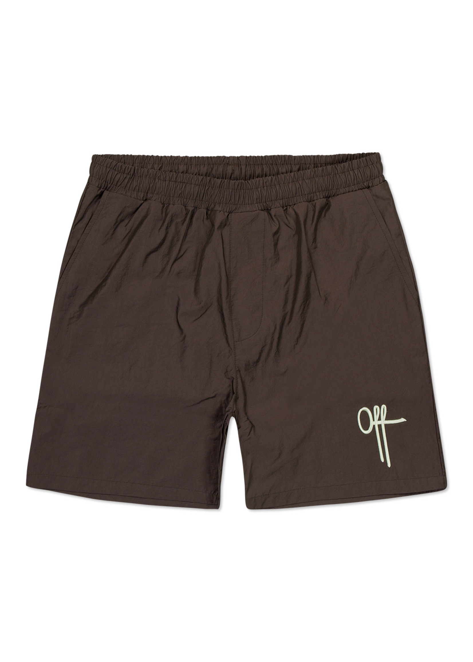OFF THE PITCH The Comet Short - Green