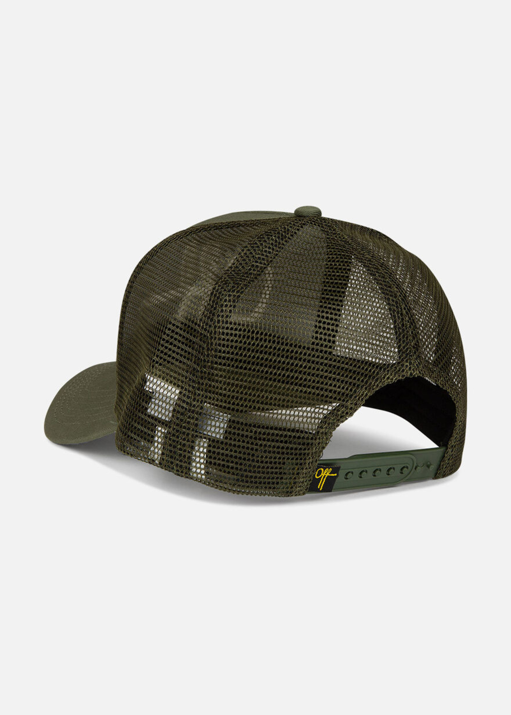 OFF THE PITCH | The Sage Trucker - Green