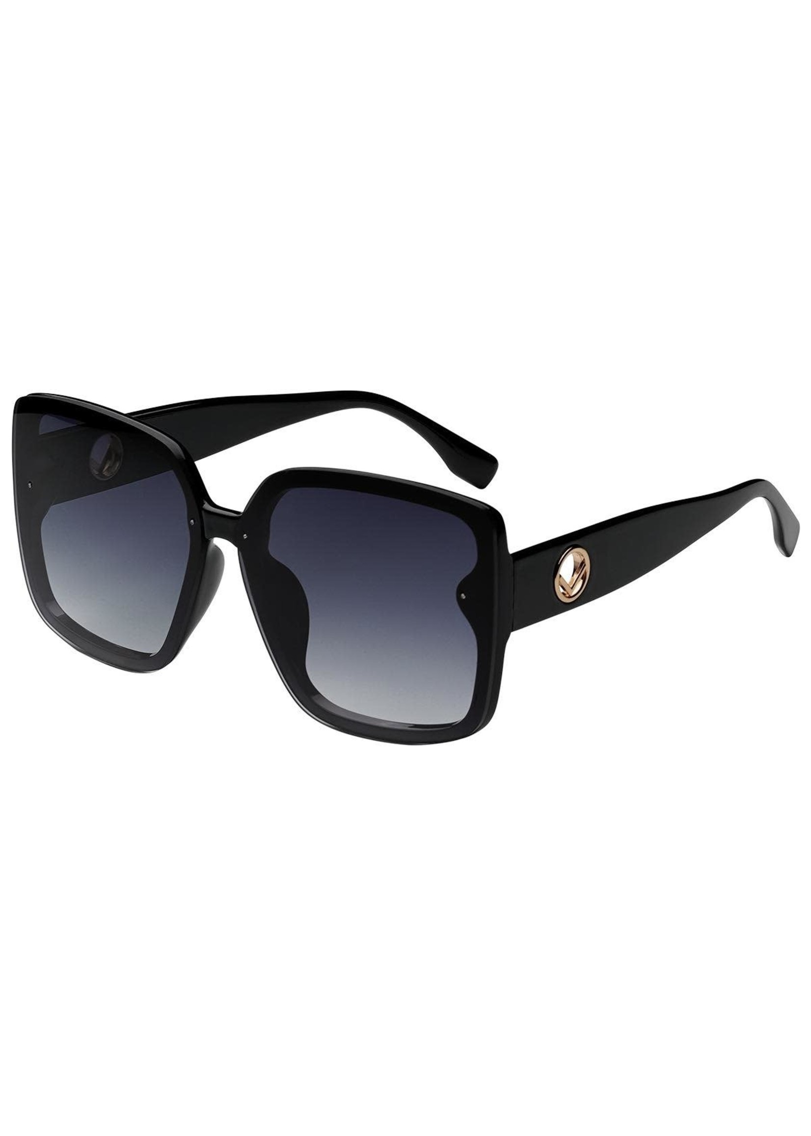 Rome Sunglasses Black