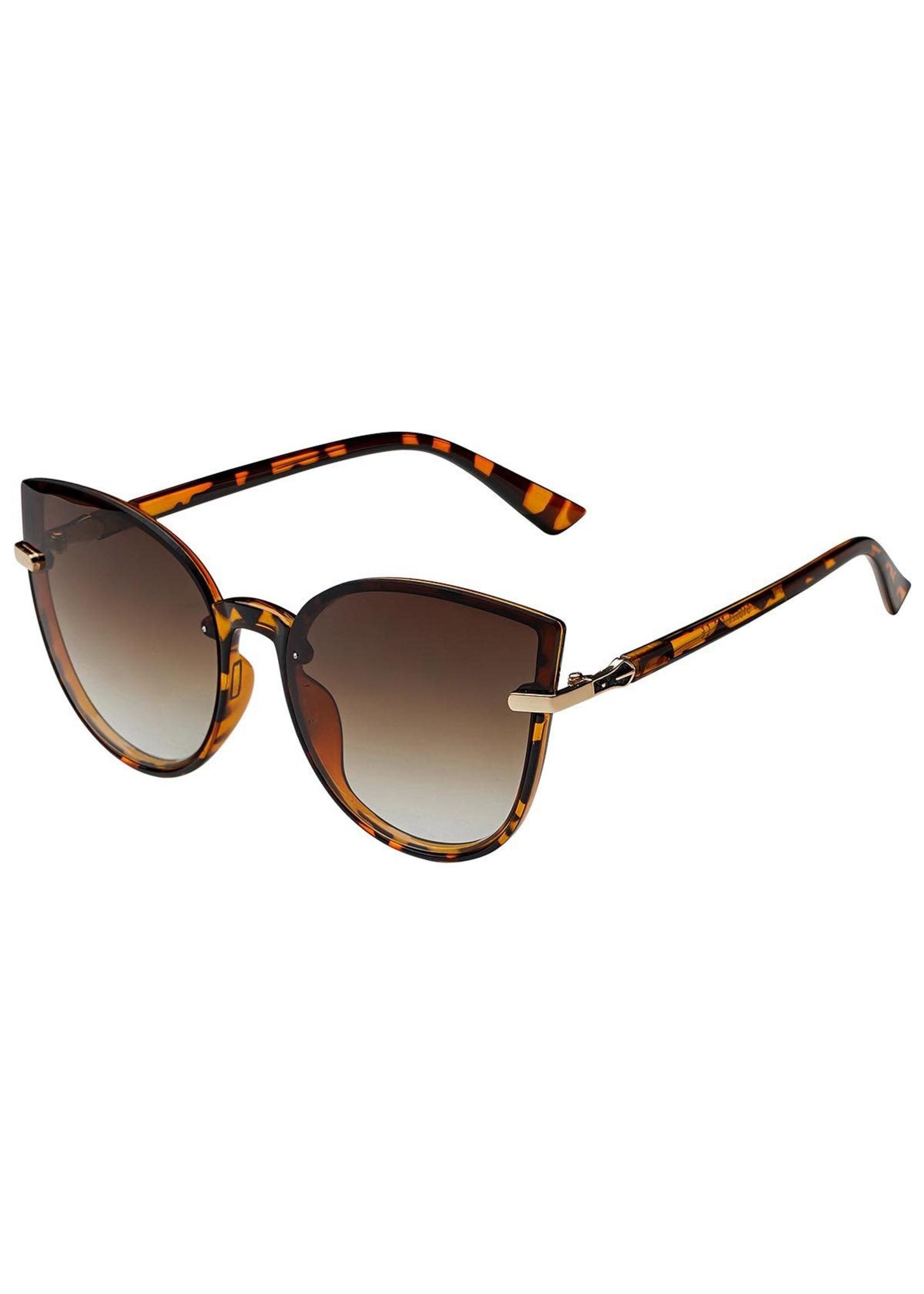 Barcelona Sunglasses Leopard