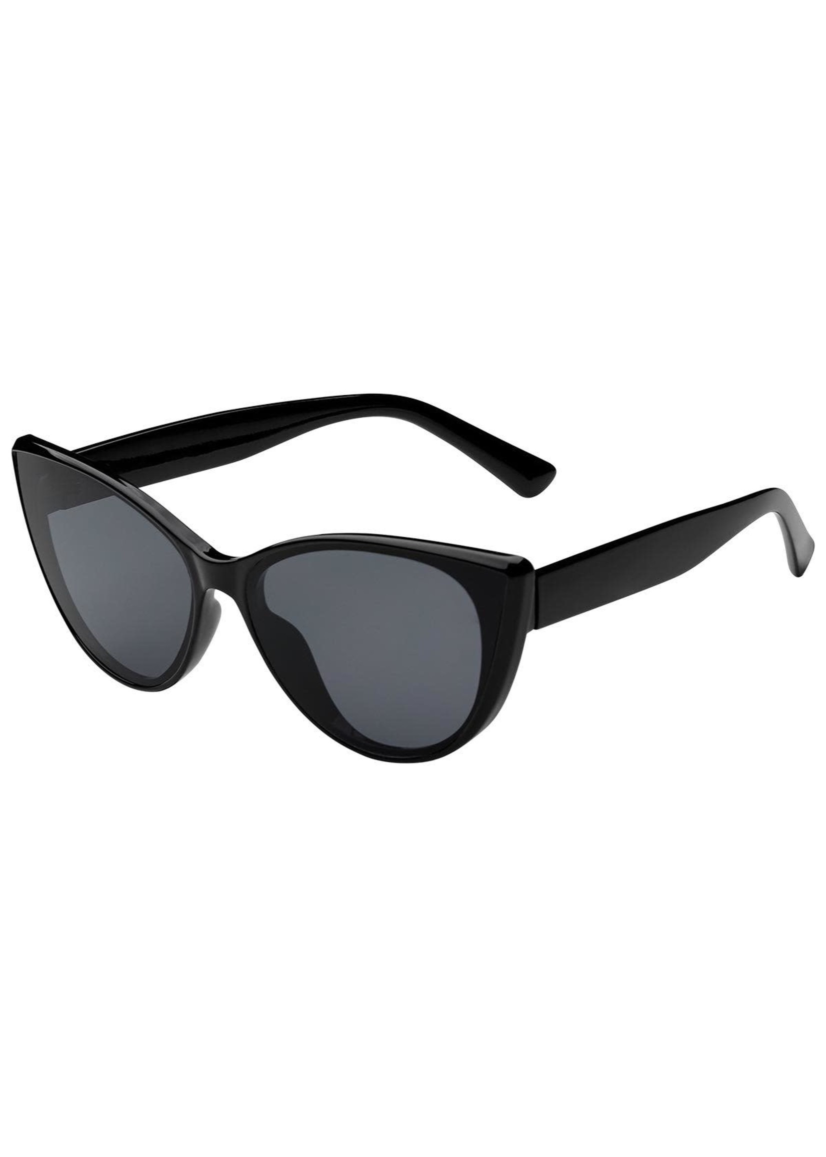 Valencia Sunglasses Cateye Black