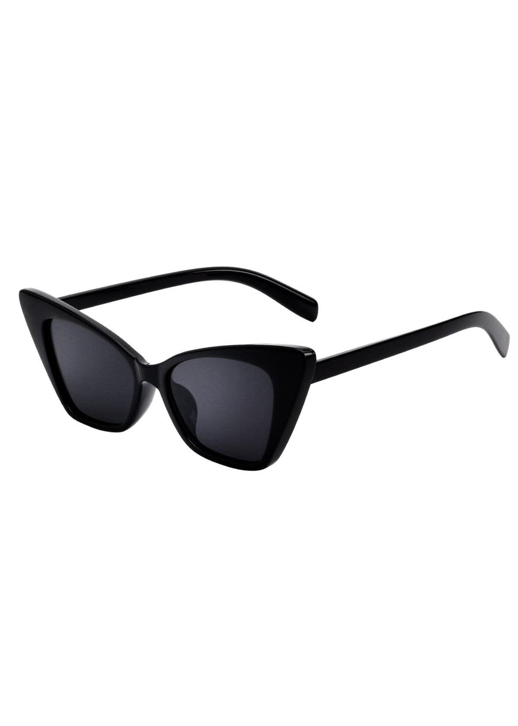 NewYork Sunglasses Cateye Black