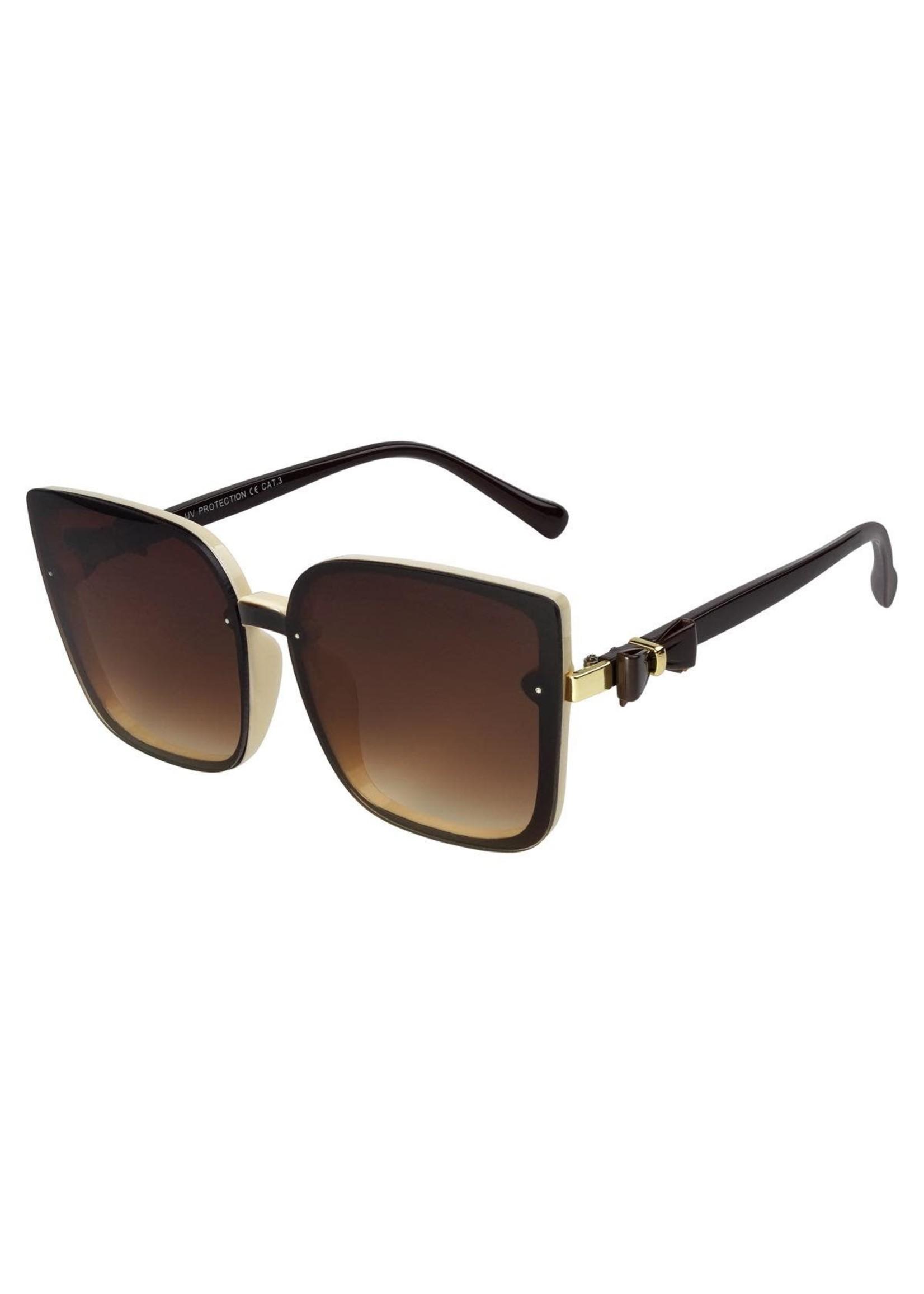 Milaan Sunglasses Bow Beige