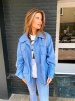 NYVO Jacket Blue