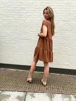 Isla Dress Brown