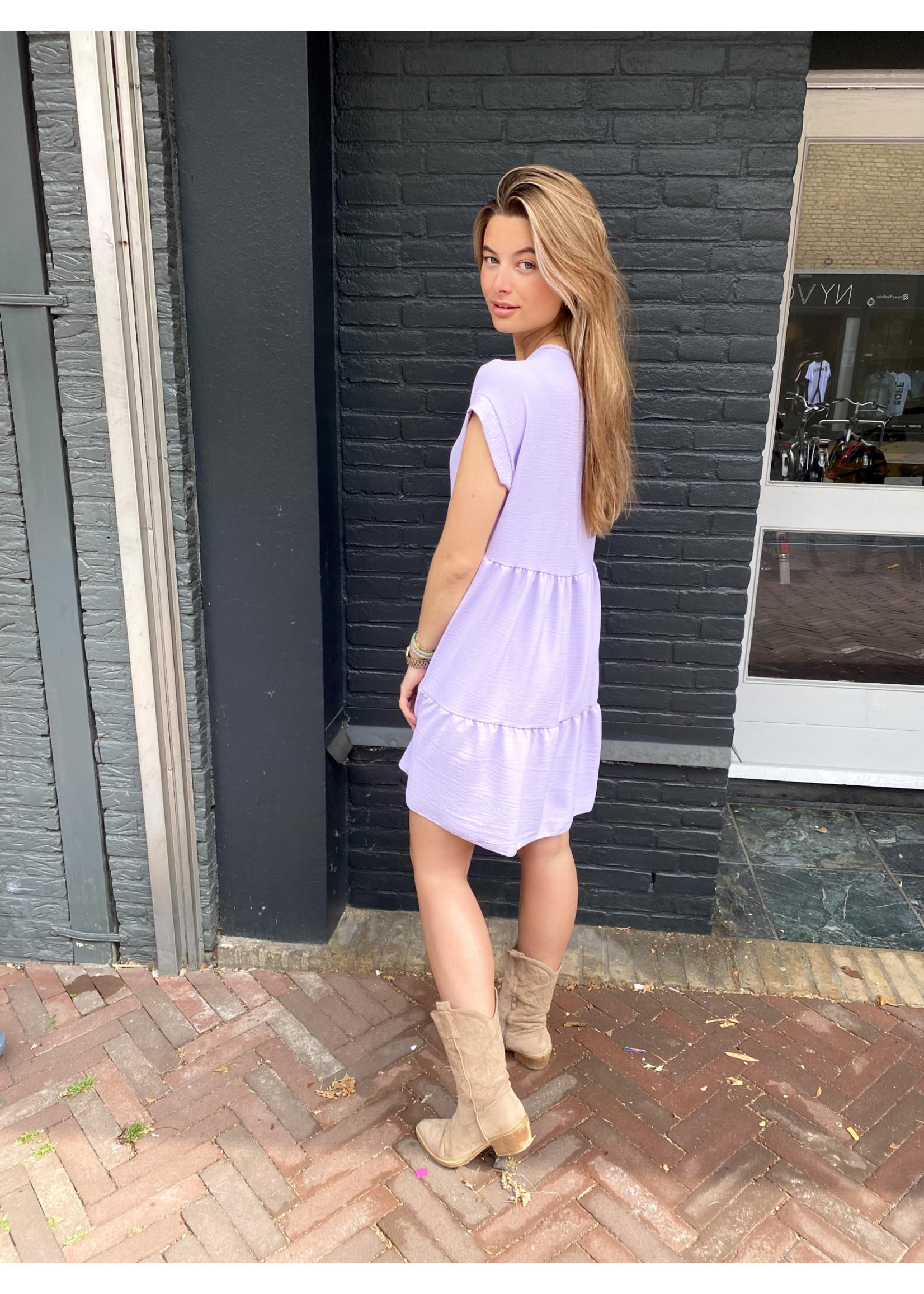 Isla Dress Lila