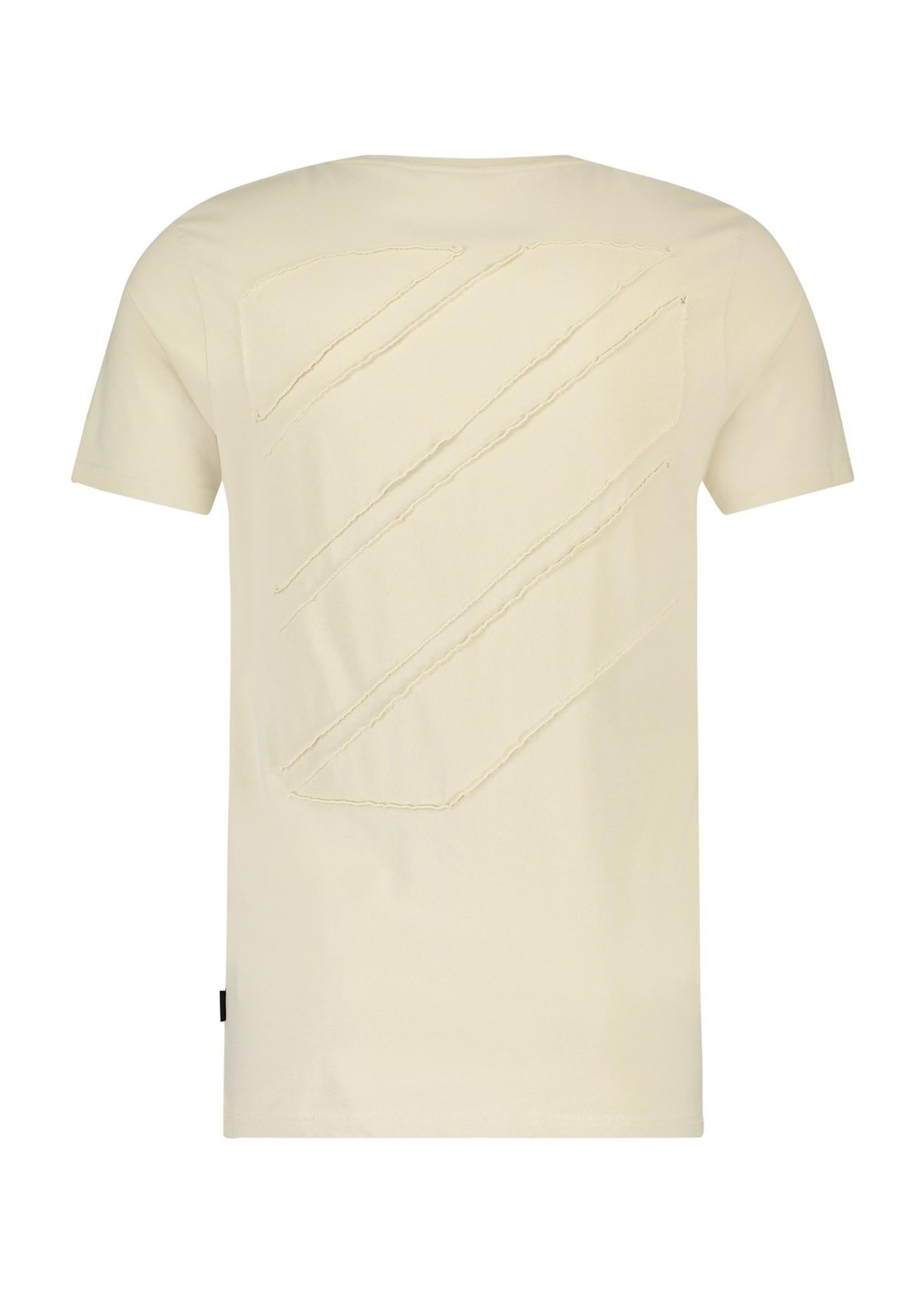 Purewhite Side Logo - Sand