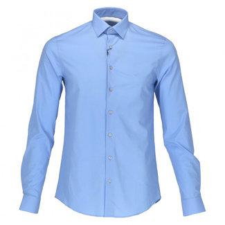 Calvin Klein Overhemd Blauw