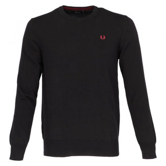 Fred Perry Pull Zwart