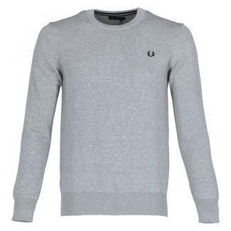 Fred Perry Pull Grijs