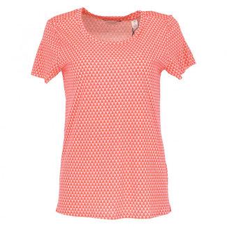 Scotch & Soda T-shirt Oranje