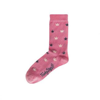 Funky Steps Sokken Roze