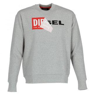 Diesel Sweater Grijs