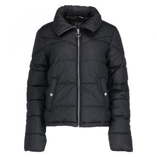Q/S Winterjas zwart