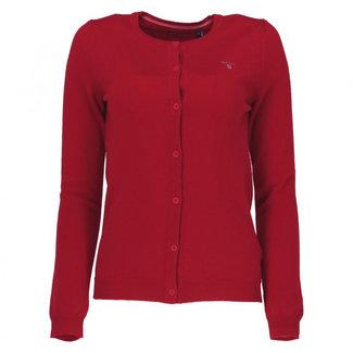 Gant Cardigan rood