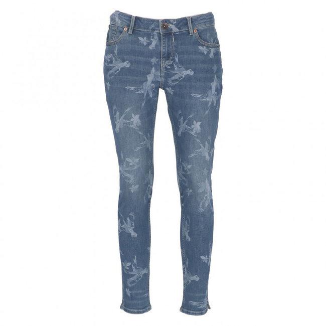 Garcia Jeans Rachelle Blauw