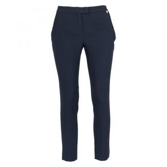 Twinset Pantalon donkerblauw