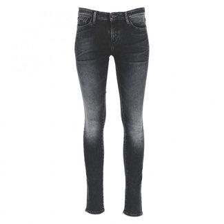 Denham Jeans Sharp Zwart