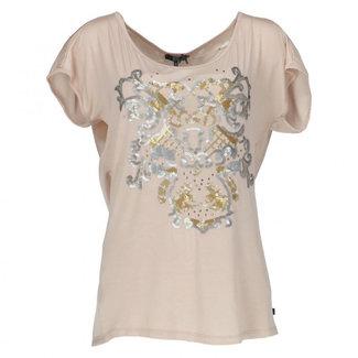 Dept T-shirt Roze