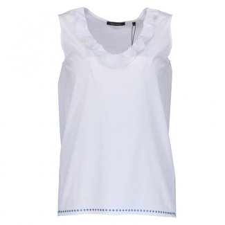 Marc O'Polo Top Wit  foutje C2 -