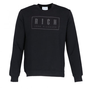 John Richmond Sweater zwart