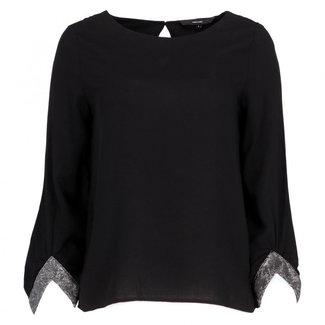 Vero Moda Shirt Tanni zwart