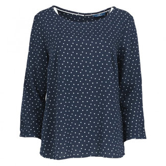 Tom Tailor Bloes donkerblauw