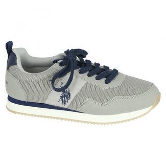 U.S. Polo Assn. Sneakers Exte Grijs
