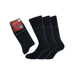 Pierre Cardin 3-pack Sokken Donkerblauw