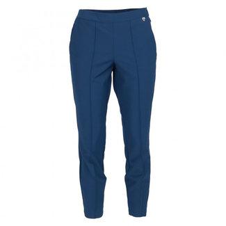 Twinset Pantalon Blauw