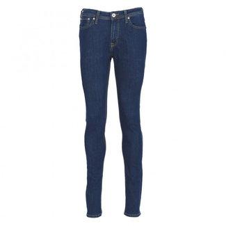 Jack & Jones Jeans Liam Donkerblauw