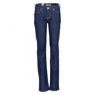 Levi's Jeans 714 Blauw