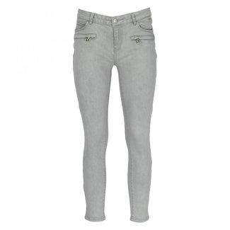 Glamorous Jeans Zip It Grijs