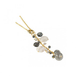 Pearls for girls Ketting goud