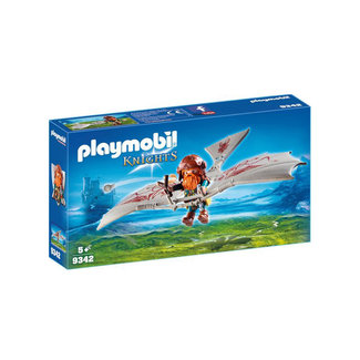 Playmobil Knights Dwergzweefvlieger - 9342