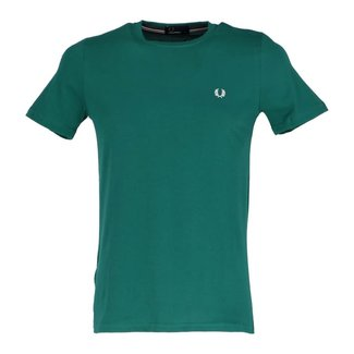 Fred Perry T-shirt Groen