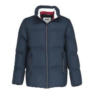 Tommy Jeans Winterjas Donkerblauw