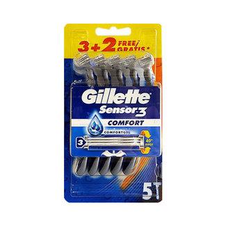 Gillette 5-pack Wegwerpmesjes