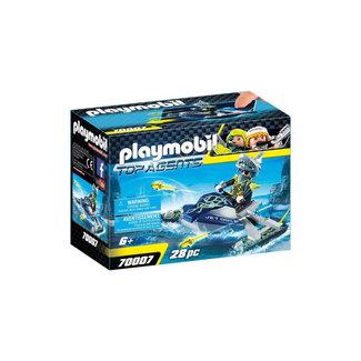 Playmobil Team S.H.A.R.K. Raketscooter - 70007