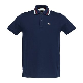Tommy Jeans Polo Donkerblauw