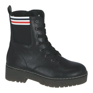 City Walk Boots Zwart