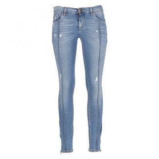Ermanno Scervino Jeans Blauw